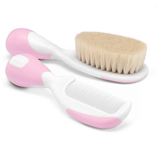 spazzola e pettine chicco