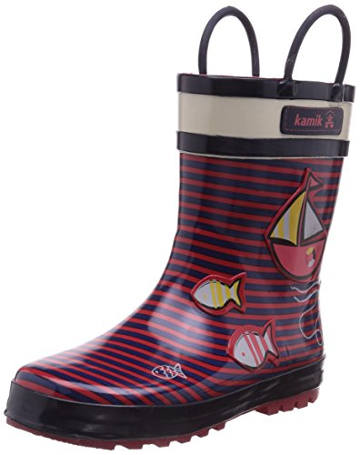 ahoy rain boot