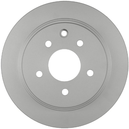 Nissan Altima Rear Brake (Bosch 40011030 QuietCast Premium Disc Brake Rear Rotor, Rear)