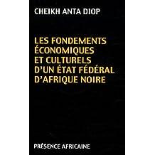 Fondements Economiques Et Culturels
