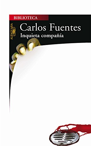 Inquieta compañía (Spanish Edition)