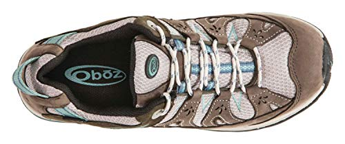 Pictures of Oboz Women's Mystic Low Bdry Hiking Bluebell 6 M US 3