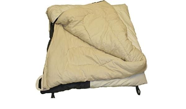 Búsqueda lazerbuilt arce saco de dormir 52 oz para Camping caravanas y encartariacute Talla:Double Sleeping Bag: Amazon.es: Deportes y aire libre