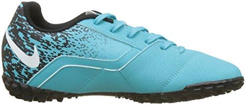NIKE Bleu de Chaussures TF Football Bluewhiteblack Homme Bombax 411 Gamma rqaOYr