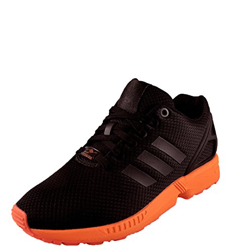 Unisex Gym Flux Uk Black Originals Trainers 5 authentic 11 Adidas Zx Casual Fitness Size S41849 xwRSwC