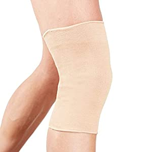 Actesso Elastic Knee Sleeve Support - Lightweight Elasticated Compression Bandage for Joint Pain & Sprains During… 30