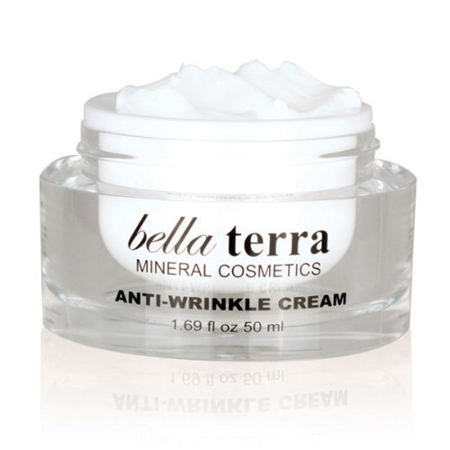 Bella Terra Anti-wrinkle Mineral Cream, Anti-Aging