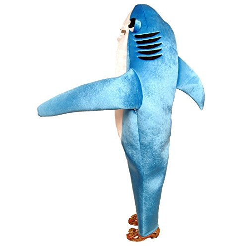Wraith of East Children Shark Costume Kids Mascotte Suit S -