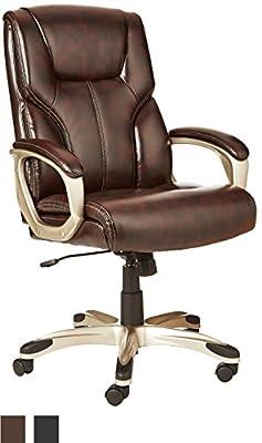 AmazonBasics High-Back Executive Chair