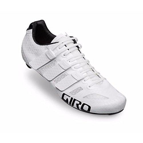 Giro GF20131 Unisex Prolight Techlace Schuh Weiß schwarz