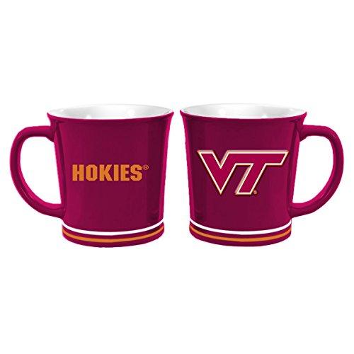 (Virginia Tech Hokies Sculpted Mug:Virginia Tech Hokies)