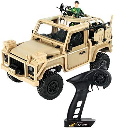 sharprepublic RC Voiture Télécommandée 1/12, Voiture Hors Route Telecommandé 2.4Ghz, 4WD Buggy Télécommandée Jouet pour Enfants