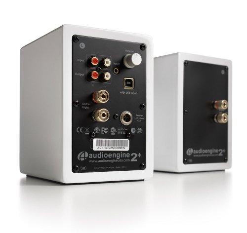 Audioengine A2+W 60 W 2.0 Channel Speakers