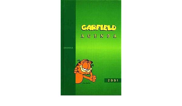 Garfield Agenda 2001: Amazon.es: Batzuk: Libros