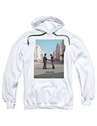 Pink Floyd - Adult Pullover Hoodie Wish You Were Here