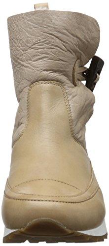Candice Cooper Ladies Beatle Mont Slip Boots Beige (cipria)