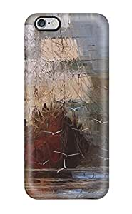 Premium Iphone 6 Plus Case - Protective Skin - High Quality For Painting Artistic Abstract Artistic