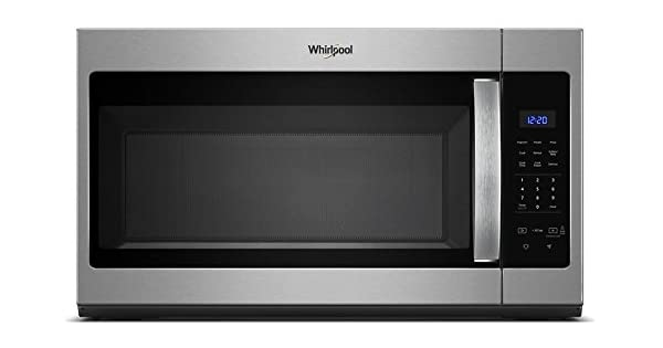 Amazon.com: Whirlpool wmh31017hs 1,7 CU. FT. 1000 W ...