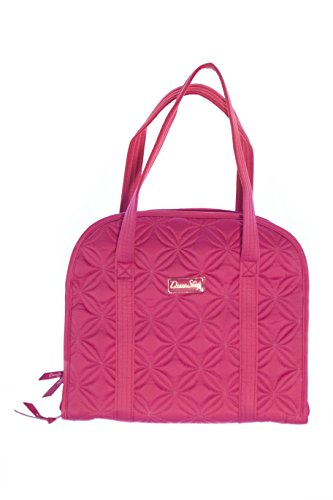 Donna Sharp Designer Handbag For Women, Ladies and Girls, Roomy Colorful Quilted Fashionable Purse Bag ()