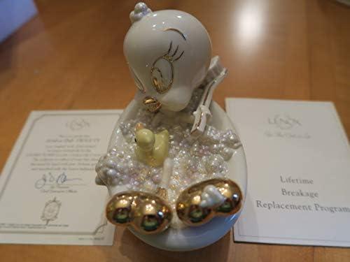 Lenox Scrub-A-Dub Tweety Porcelain Figurine