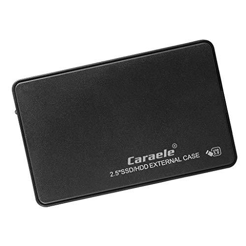Homyl 2TB Portable External Hard Drive USB 3.0 for Laptop/Desktop/Xbox one/PS4/Wii U/MAC Black