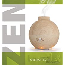 Zen Ultrasonic Essential Oil Diffuser by Oriwest Designs - 600 ml