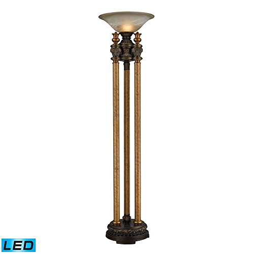 Diamond Lighting 113-1135-LED Floor lamp, Athena Bronze ()
