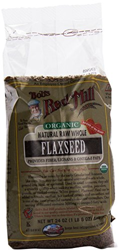 Organic Brown Flaxseed by Bob's Red Mill, 24 oz