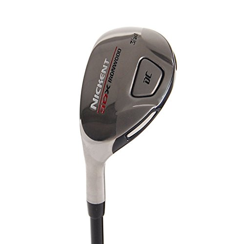 New Nickent 3DX Hybrid #3 20 Grafalloy R-Flex LEFT HANDED