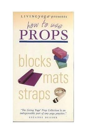 Amazon.com: How to Use Yoga Props - Blocks, Mats, Straps ...
