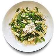 Amazon Meal Kits, Pasta Primavera with Ricotta, Broccolini, Peas & Mint, Serves 2