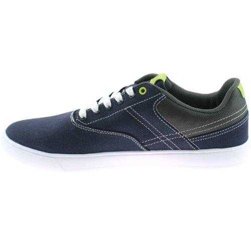 Hi-Tec  Equinox, Chaussures de ville à lacets pour homme Navy/Dark Grey