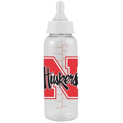 【メール便送料無料対応可】 Nebraska Cornhuskers 9 oz. Baby Nebraska Bottle Bottle by HuskerMax oz. B001RONIL6, 荒川町:1e679158 --- a0267596.xsph.ru