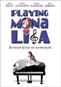 Playing Mona Lisa [Reino Unido] [DVD]