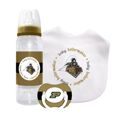 - NCAA Purdue Boilermakers Baby Gift Set