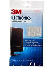 Scotch-Brite Electronics Microfiber Cleaning Cloth, Grey, (9027)