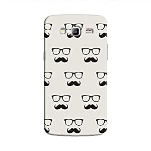 Cover It Up - Hipster Stickers Galaxy Grand 2 G7106Hard Case