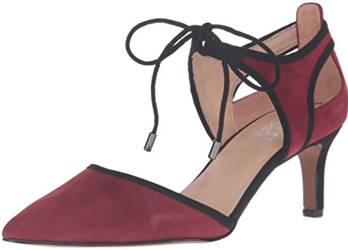 Franco Sarto Women's L-Darlis Dress Pump Bordo