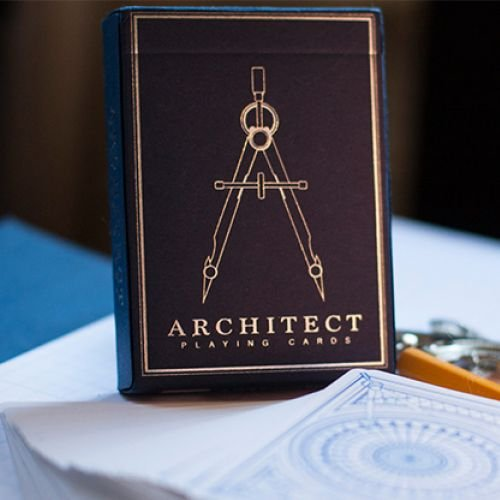 Architect Deck - Juegos de Cartas de Penguin Magic: Amazon ...
