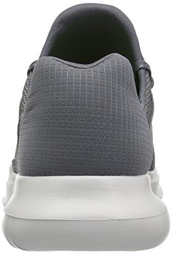 Skechers Heren Gaan Draaien Mojo-verve Sneaker Houtskool