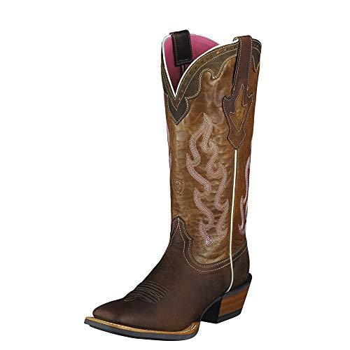 Buy ariat women's crossfire caliente western boots