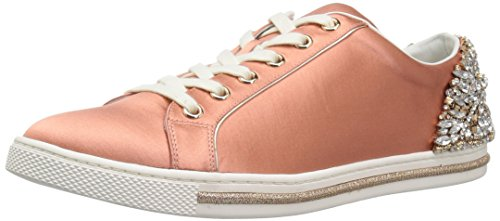 Badgley Mischka Women's Shirley Sneaker, Spring Rose, 8 M US