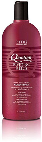 Replenishing Conditioner, Riveting Reds,  33.79-Ounce ()