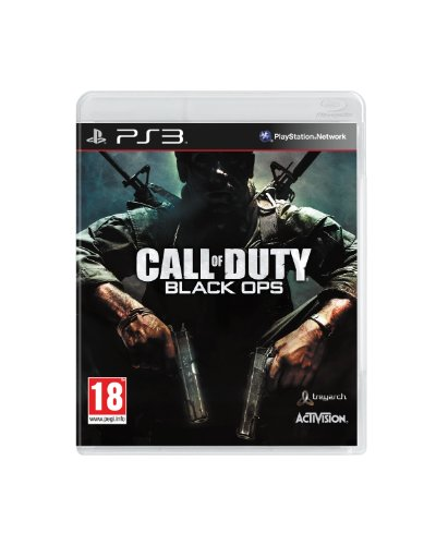 Call of Duty: Black Ops - Platinum [PlayStation 3 PS3 Bonus Content] NEW