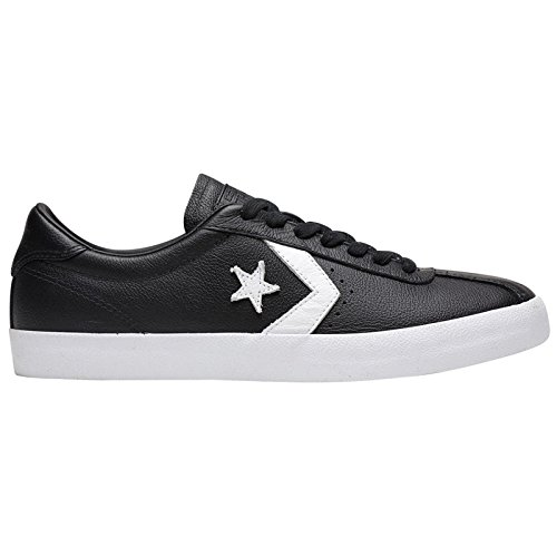 Mens Trainers Leather Ox Breakpoint Noir Converse TwpzqxzF
