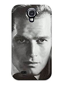 1588540K92422730 Fashion Protective Charlton Heston Case Cover For Galaxy S4