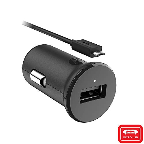 - Motorola TurboPower 15 QC2.0 USB-A car charger with SKN6461A micro-USB cable for Moto G5 Plus/G5S/G5S Plus/G6 Play [NOT G6 or G6 Plus] micro usb devices (Retail Box)