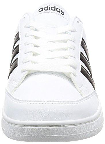 Blanco de adidas Bianco para de Zapatillas Gimnasia Piel Hombre 5Wxn0WUS
