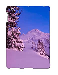 New Standinmyside Super Strong Winter Background Tpu Case Cover Series For Ipad 2/3/4