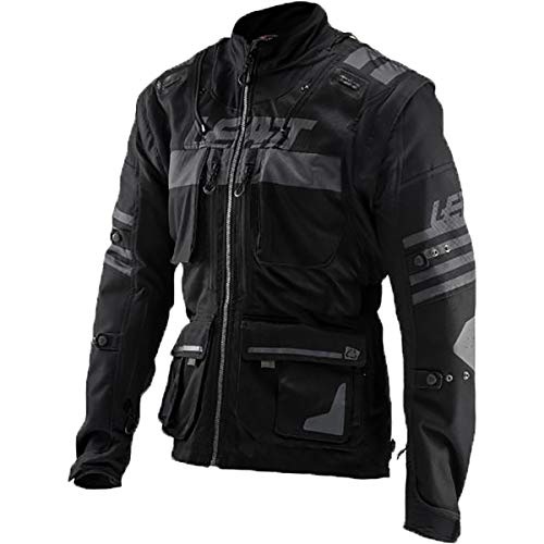 Leatt GPX 5.5 Enduro Riding Jacket-Black-L ()
